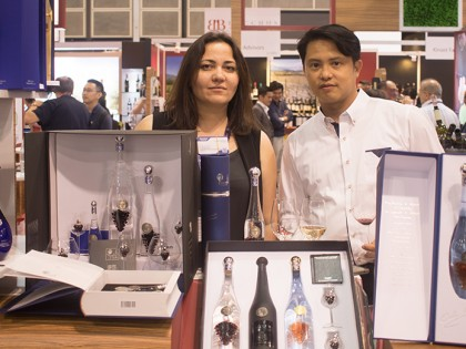 Выставка VINEEXPO HONG KONG