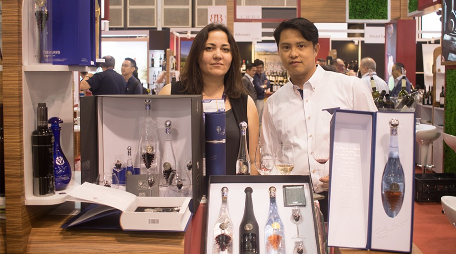 Exhibition VINEEXPO HONG KONG